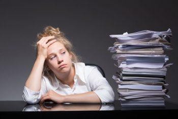 épuisement au travail